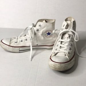 Unisex Converse All Star Chuck Taylor White WO'S 8